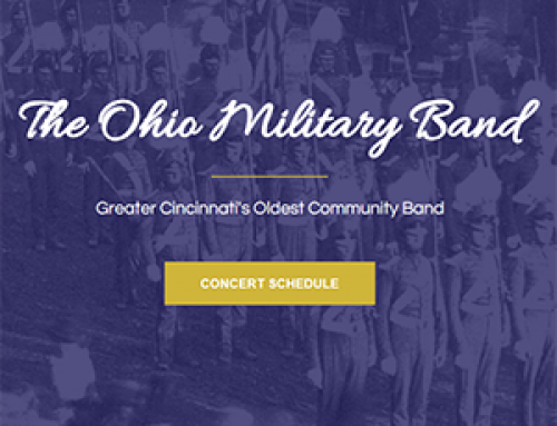 Ohio Military Band Website