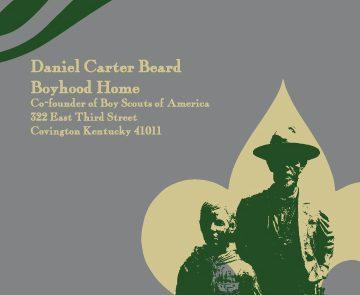 Daniel Carter Beard Boyhood home
